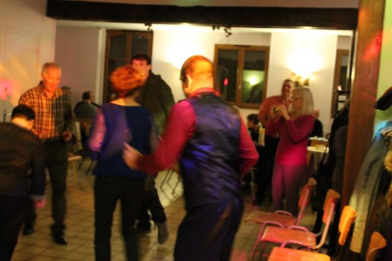 soirée dansante